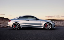 Mercedes-AMG C63 S Coupe 2017