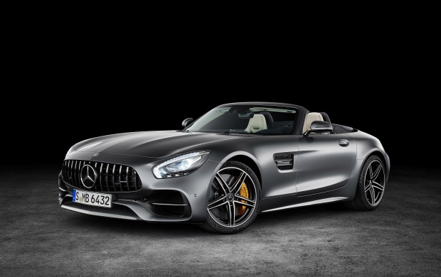 Mercedes-AMG GT C Roadster 2017 (click to view)