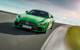 Mercedes-AMG GT R First Look 2018