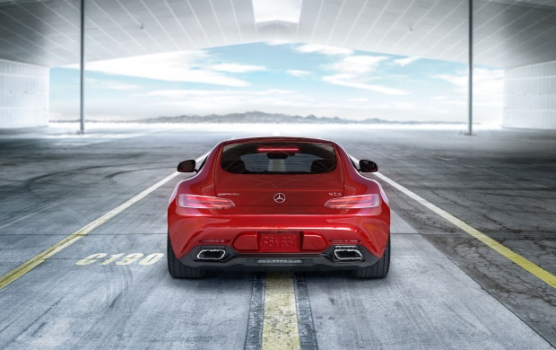 Mercedes AMG GTS Luxury Car 2016 (click to view)