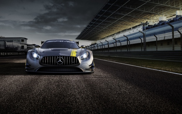 Mercedes-Benz AMG GT3 2015 (click to view)
