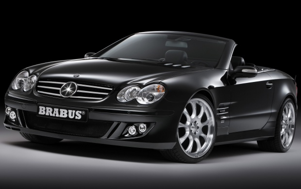 Mercedes Benz Brabus SV12 S (click to view)