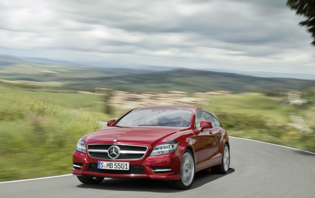 Mercedes Benz CLS Class Car (click to view)
