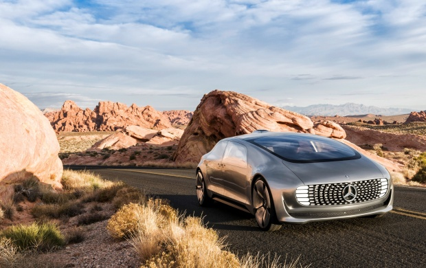 Mercedes-Benz F015 Luxury 2015 (click to view)