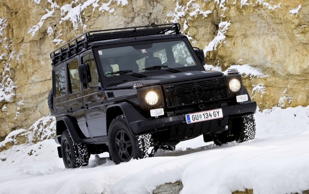 Mercedes Benz G-Class Edition30 (click to view)
