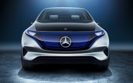 Mercedes-Benz Generation EQ 2016
