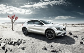 Mercedes-Benz GLA X156 2013