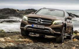 Mercedes-Benz GLC 250d 4Matic 2015