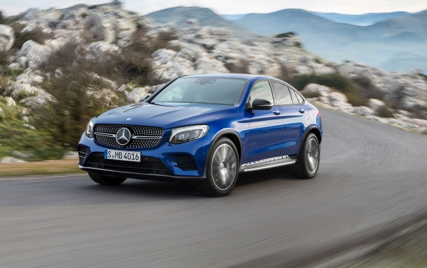 Mercedes-Benz GLC Coupe 2016 (click to view)