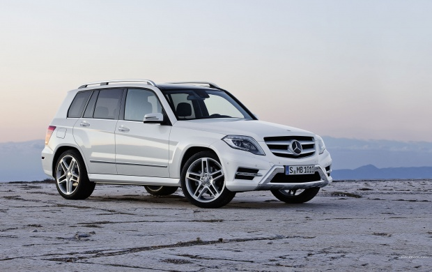 Mercedes Benz GLK 2012 (click to view)
