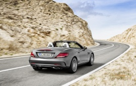 Mercedes-Benz SLC 300 2016