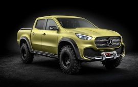Mercedes-Benz X-Class Pck-up Concept