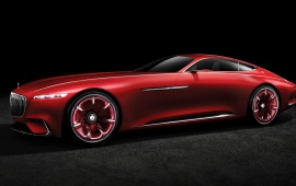 Mercedes-Maybach 2018 6 Concept