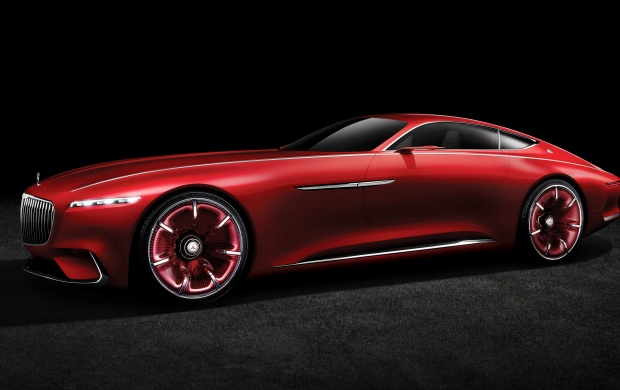 Mercedes-Maybach 2018 6 Concept (click to view)