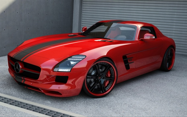 Mercedes Sls Amg Tuning (click to view)