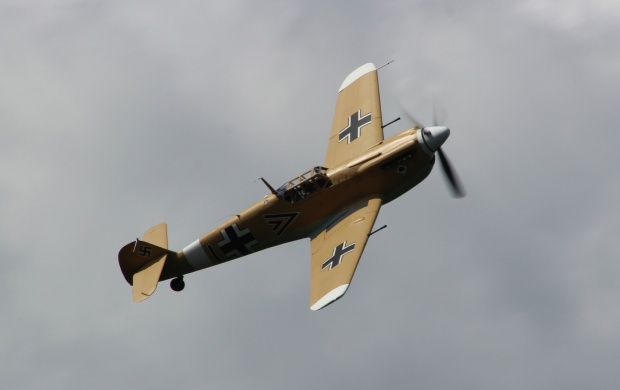 Messerschmitt Bf 109 (click to view)