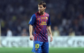 Messi Football Player