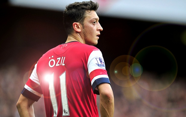 Mesut Ozil 4K (click to view)