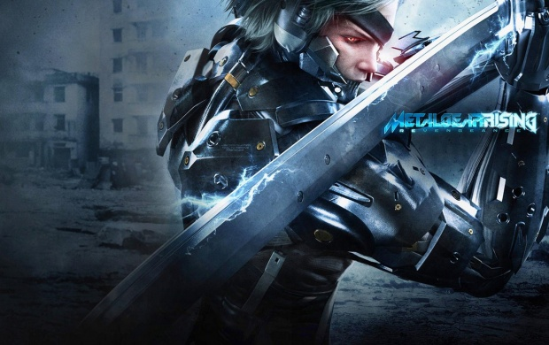 Metal Gear Rising Revengeance (click to view)