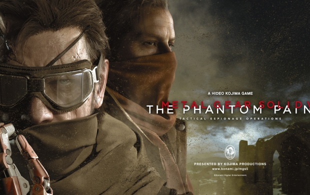 Metal Gear Solid V: The Phantom Pain 2014 (click to view)