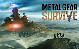 Metal Gear Survive 2017
