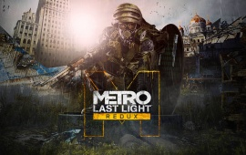 Metro Last Light: Redux 2014