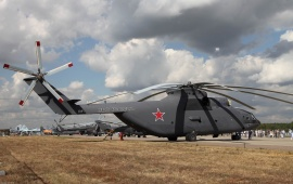 Mi-26 Russian Air Force