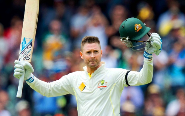 Michael Clarke (click to view)