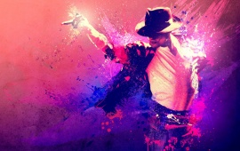 Michael Jackson Paints