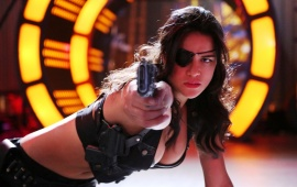 Michelle Rodriguez In Machete Kills