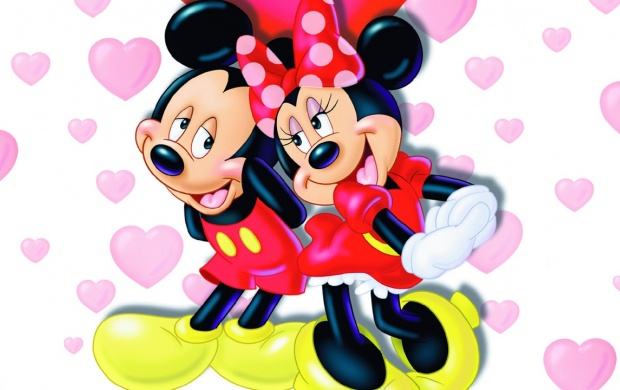mickey And Minnie (click to view)