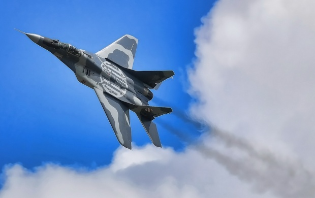 Mig-29 Aircraft Weapons (click to view)