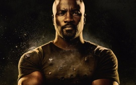 Mike Colter In Luke Cage 2016