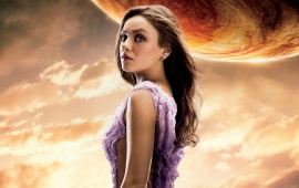 Mila Kunis In Jupiter Ascending 2015