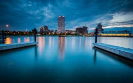 Milwaukee City Night