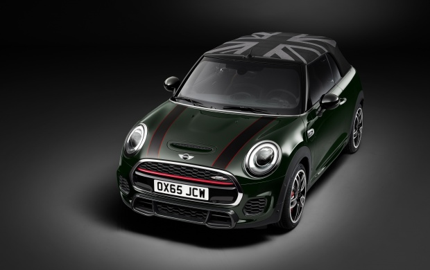 Mini John Cooper Works Convertible 2016 (click to view)