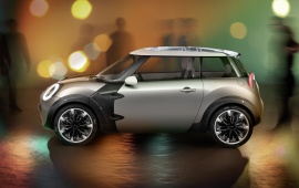 Mini Rocketman Concept 2011
