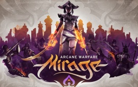 Mirage Arcane Warfare 2016