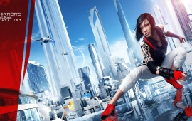 Mirror's Edge Catalyst 2015