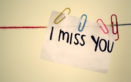 Miss You Wish You Were Here