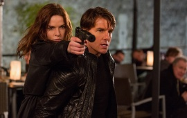 Mission: Impossible Rogue Nation 2015