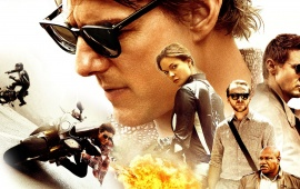 Mission Impossible Rogue Nation Movie