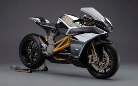 Mission R and RS Electric Superbikes