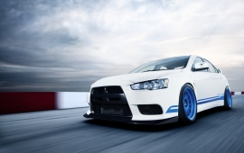 Mitsubishi Evolution 311RS