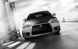Mitsubishi Lancer Gt Usa Version 2014