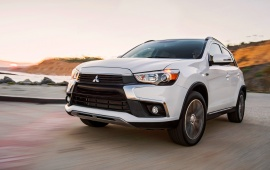 Mitsubishi Outlander Sport SEL USA Version 2016
