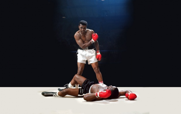 Mohammed Ali Boxer (click to view)