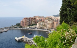 Monaco Coast Sea City