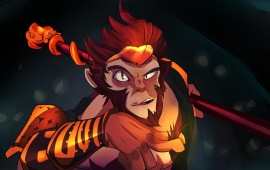 Monkey King Dota 2 Hero