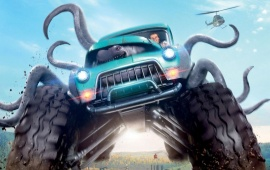 Monster Trucks 2016 Poster